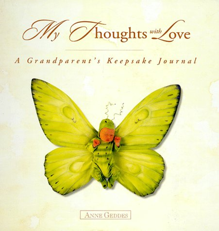 9780768320848: My Thoughts With Love: A Grandparent's Keepsake Journal