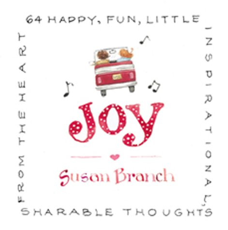 9780768321838: Joy: 64 Happy, Fun, Little, Inspirational, Sharable Thoughts from the Heart