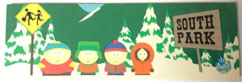 9780768322262: South Park: Big Sticker Book