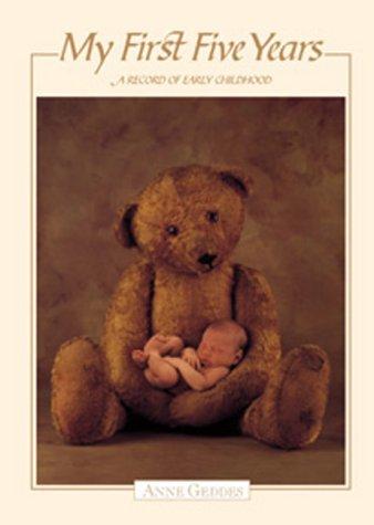 9780768322781: My First Five Years : Teddy Bear