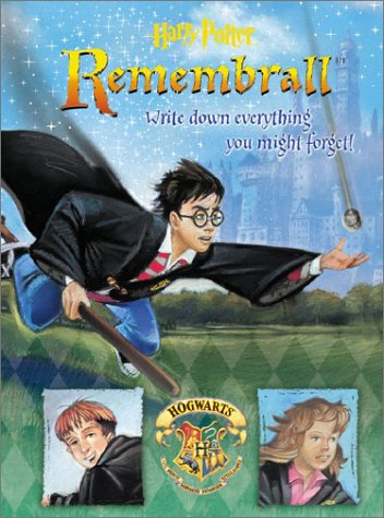 9780768323245: Harry Potter Remembrall [Hardcover][Oct 01, 2000]