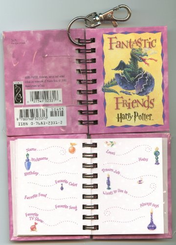 Harry Potter Fantastic Friends