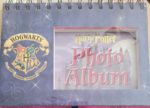9780768323351: Hogwarts Crest Standup Photo Album