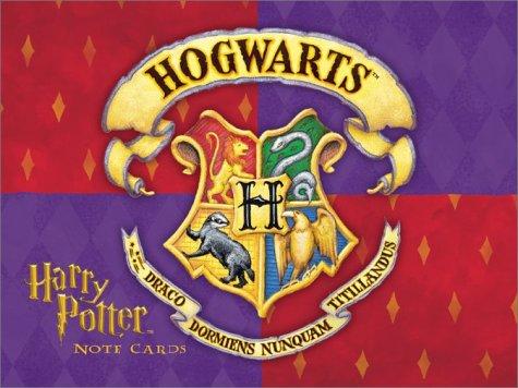 9780768323399: Hogwarts: Harry Potter Note Cards