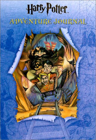 9780768323917: Harry Potter Adventure Journal