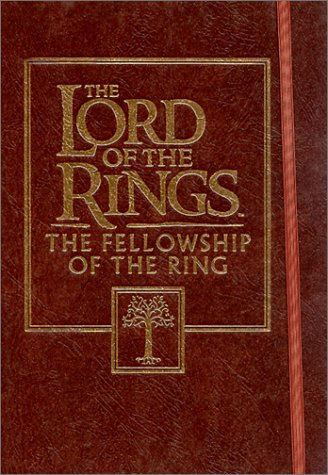 9780768325225: The Lord of the Rings Journal: The Fellowship of the Ring
