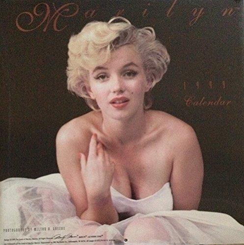 Marilyn: 1999 Calendar: Milton H. Greene