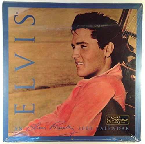 9780768333725: Elvis: An Elvis Presley 2000 Calendar