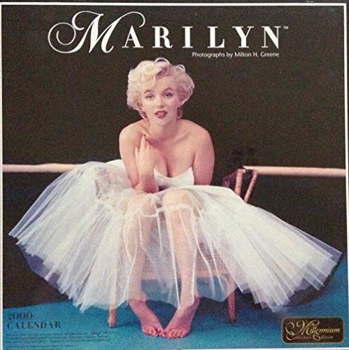 Marilyn 2000 Calendar: Milton H. Greene