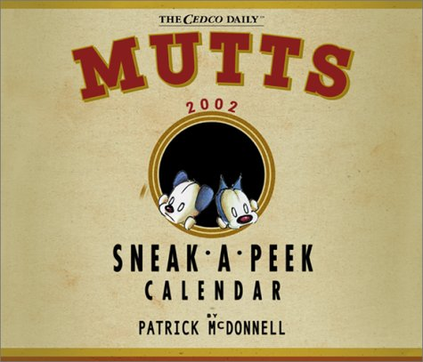 Mutts 2002 Calendar (Daily Calendars) (0768344514) by McDonnell, Patrick