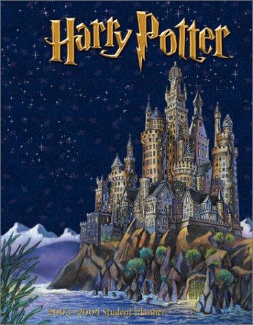9780768363425: Harry Potter: Hogwarts Student Planner 2003-2004