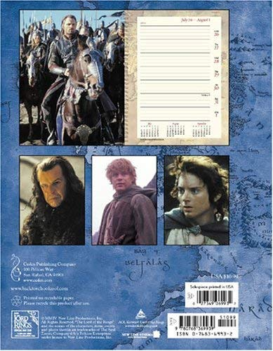 9780768369939: The Lord of the Rings: Student Planner