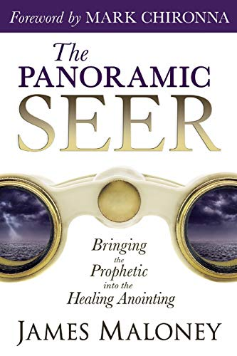 9780768403022: The Panoramic Seer: Bringing the Prophetic into the Healing Anointing