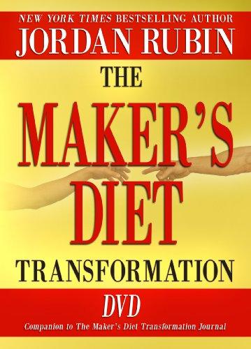 The Maker's Diet Revolution Transformation DVD