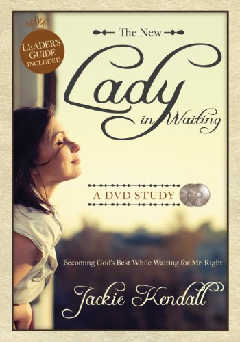9780768403992: The New Lady in Waiting Study Guide: A DVD Study; Becoming God's Best While Waiting for Mr. Right
