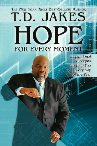 9780768410099: Hope for Every Moment: Inspirational Thoughts to Help You Every Day of the Year