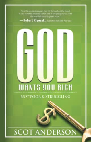 9780768417494: God Wants You Rich: Not Poor and Struggling