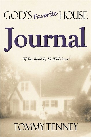 9780768421071: God's Favorite House Journal