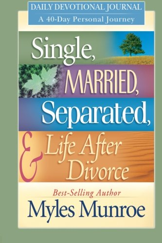 9780768422399: Single, Married, Separated and Life after Divorce Daily Study: 40 Day Personal Journey