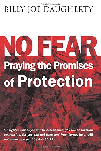 9780768426618: No Fear: Praying the Promises of Protection