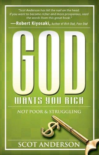 9780768427455: God Wants You Rich