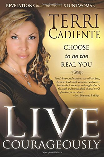 Live Courageously: Terri Cadiente