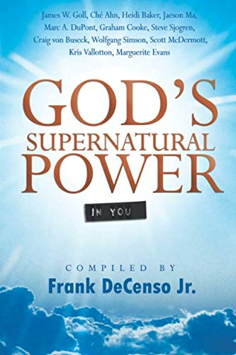 9780768428322: God's Supernatural Power in You