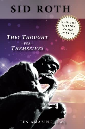 9780768428421: They Thought for Themselves: Ten Amazing Jews