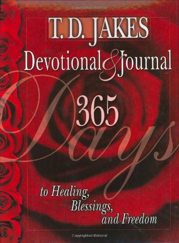 9780768429695: T. D. Jakes Devotional and Journal