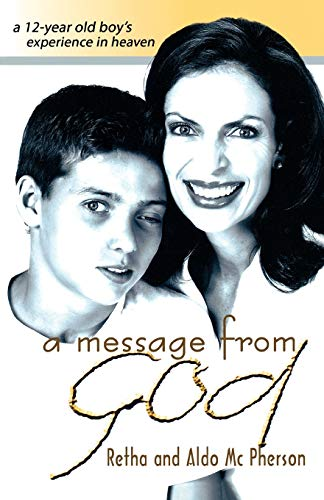 A Message From God: Retha McPherson