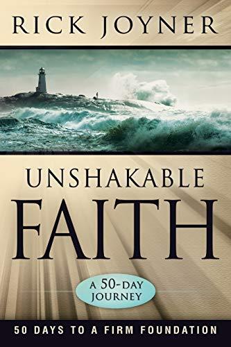 9780768431186: Unshakable Faith: A 50-Day Journey