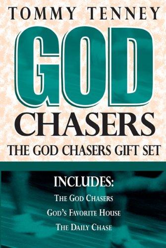 9780768440010: God Chasers Gift Set