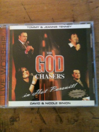 9780768450026: The God Chasers: In Hot Pursuit