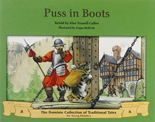 PUSS IN BOOTS (Dominie Collection of Traditional Tales): Dominie Elementary