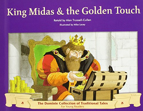9780768504149: KING MIDAS & THE GOLDEN TOUCH (Dominie Collection of Traditional Tales)