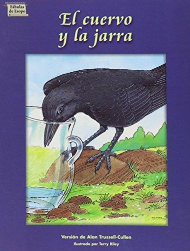 9780768504316: CUERVO Y LA JARRA, EL (Dominie Fabulas de Esopo) (Spanish Edition)