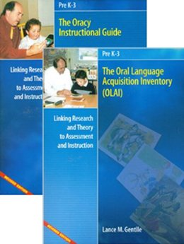 9780768504712: The Oral Language Acquisition Inventory (OLAI) Pre K-3 and Oracy Instructional Guide