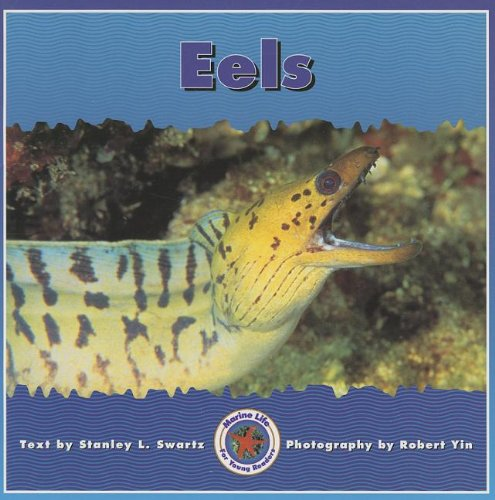 EELS (DOMINIE MARINE LIFE YOUNG READERS): Pearson Education
