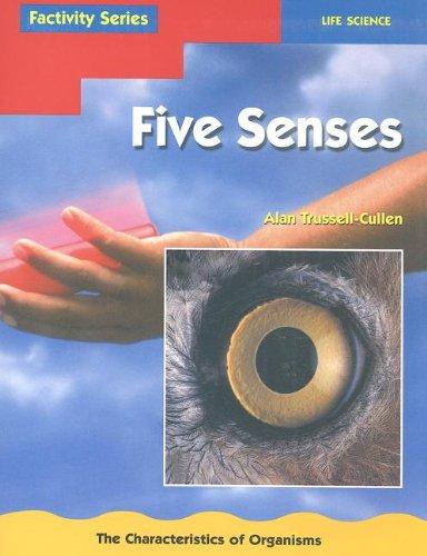 FIVE SENSES (DOMINIE FACTIVITY SERIES): Pearson Education