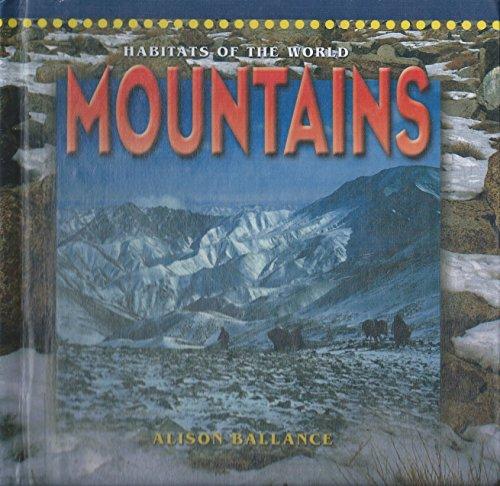 9780768509571: Mountains (Habitats of the world)