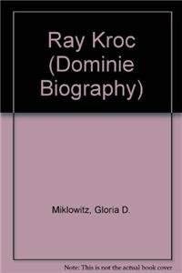 9780768512205: RAY KROC (Dominie Biography)