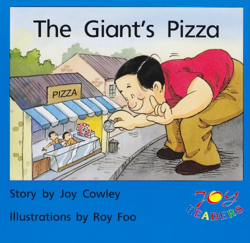 9780768513851: GIANT'S PIZZA, THE 6PK (Dominie Joy Readers)