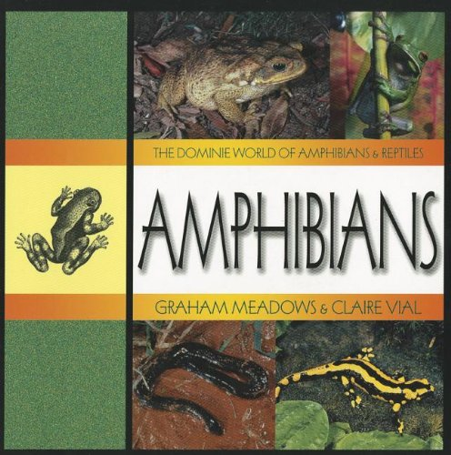 9780768516319: Amphibians (Dominie World of Amphibians & Reptiles)