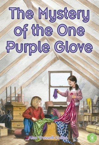MYSTERY OF ONE PURPLE GLOVE (Dominie Odyssey): Dominie Elementary