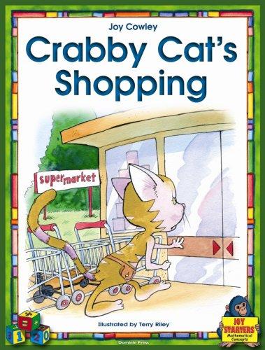 CRABBY CAT'S SHOPPING (Dominie Joy Starters): Dominie Elementary