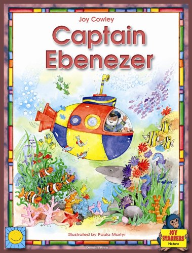 CAPTAIN EBENEZER (Dominie Joy Starters): Dominie Elementary