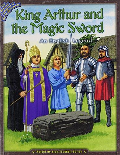 9780768521238: KING ARTHUR.MAGIC SWORD (Dominie Collection of Myths & Legends)