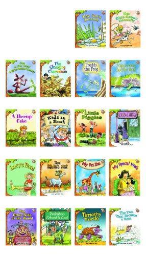 Dominie Readers Squirrel Grade 1 (18 Titles)