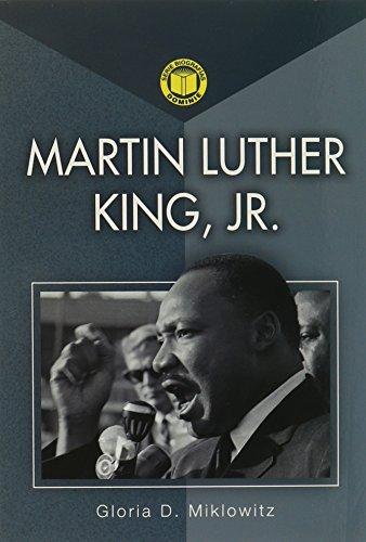 SERIE DE BIOGRAFIA DOMINIE: MARTIN LUTHER KING JR. 6-PACK COPYRIGHT 2003 (Dominie Serie de ...