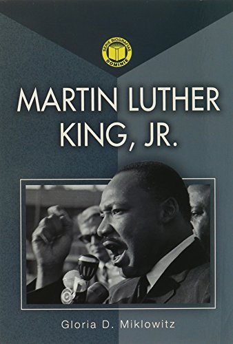 9780768548556: Serie de Biografia Dominie: Martin Luther King Jr. 6-Pack Copyright 2003